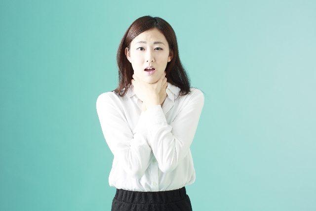 喉に違和感を感じたら即疑うべき7つの病気と対処法