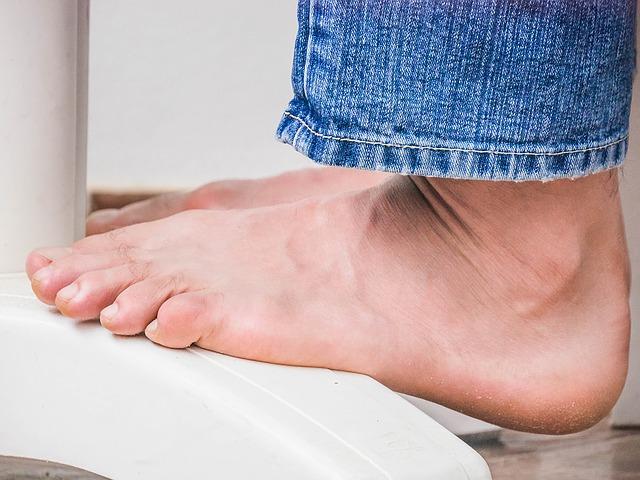 足のしびれの原因は何?気になる病児と対処する方法5つ